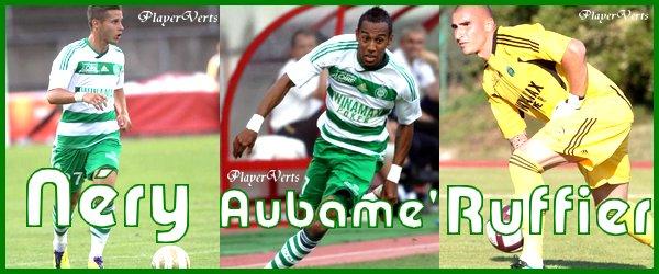 # Saint-Etienne ; L'Equipe de rêve