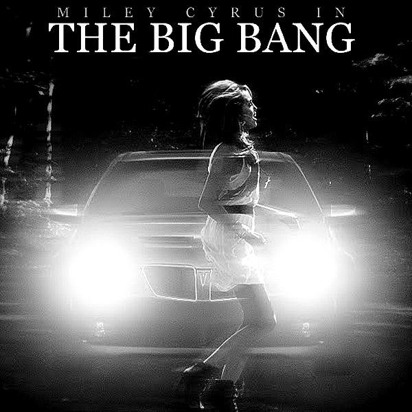 "Pochette du single : ""The Big Bang"" de Rock Mafia (Mil fait une apparition) Sortie du clip le 1er novembre."