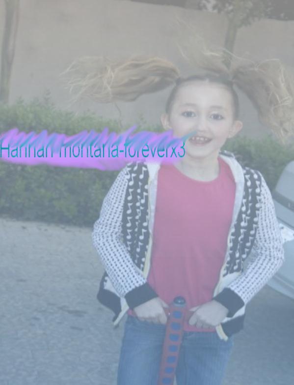 Sa c'est Mini Miley !