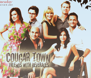 . Cougar Town .