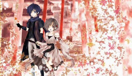 Paired Wintry Winds (Tsugai Kogarashi) × Meiko & Kaito (2012)