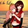 So-La × Meiko & Megurine Luka