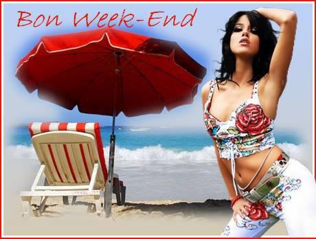 bon week-end a vous !!!