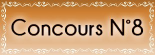 Concours N°8 - Goodies
