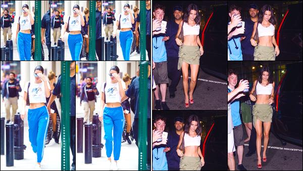 - '-02/08/17-' ◘Notre superbe mannequin a été vue lorsqu'elle faisait du shopping à Balloon Saloon, NY City ! Le soir même c'est en compagnie de Bella H. et Hailey B. que nous retrouvons la belle. Les trois starlettes se sont rendues au Cipriani. -