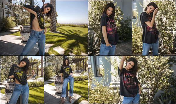 ▬ Découvrez quelques clichés de notre belle mannequin pour la marqueVintage Tee Collection !