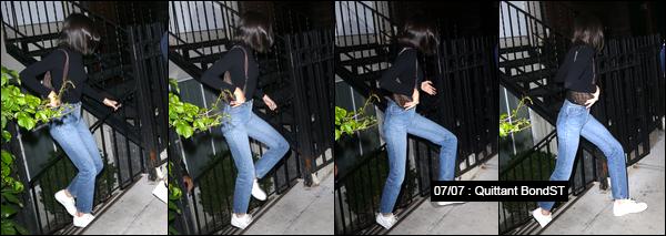 - '-06/06/17-' ◘Notre belle mannequin a été photographiée lorsqu'elle se baladait dans les rues de New-York ! C'est dans une tenue des plus décontractée que nous retrouvons notre superbe mannequin en ce jour. Je lui accorde donc un petit TOP. -