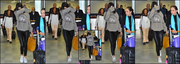- 05/04/17 : Kendall Jenner a été photographiée quittant l'aéroport « Charles de Gaulle », situé dans Paris. C'est dans une tenue assez décontractée que nous retrouvons notre belle Kendall bien décidée à se cacher ce jour là. J'accorde un flop. -