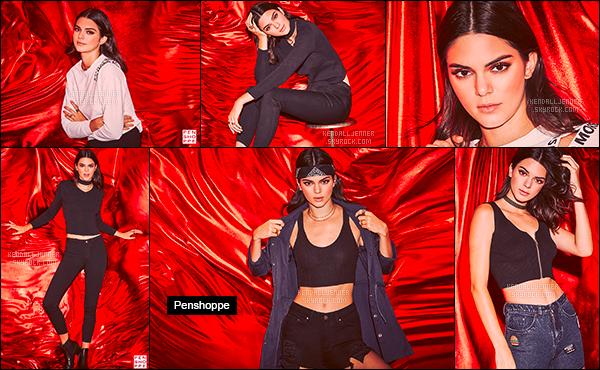 - 16/12/16 : Kendall Jenner a été vue, sac à la main, alors qu'elle se trouvait dans les rues de Beverly Hills. C'est après s'être rendue dans un magasin : « Taschen » que nous retrouvons Kendall dans une tenue assez simple, j'accorde un top ! -