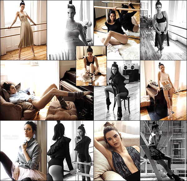 ▬Découvrez le photoshoot de Kendall pour le magazine« Vogue Spain »dont elle fait la couverture, top !