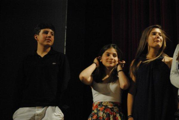 - Le théâtre ma passion !