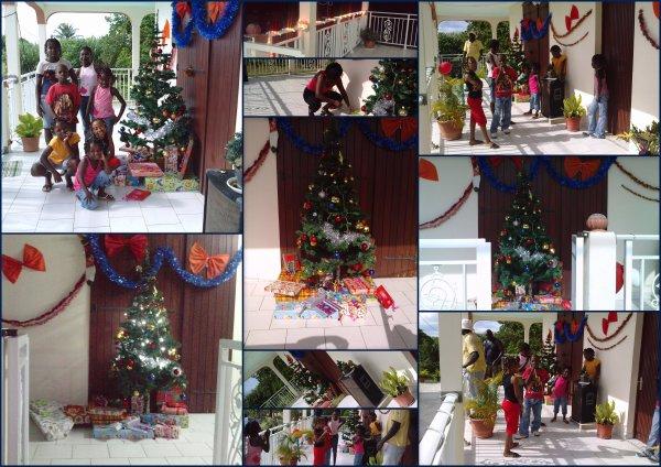 Arbre de Noël du 22/12/2010