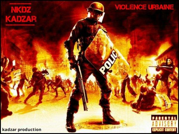 Tracklist de la Net-Tape [Violence Urbaine]