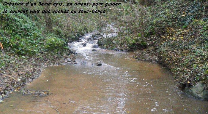 Le Cosne - Année 2012 - Amont des Vernays