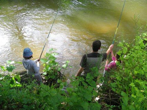 Fête de la pêche - Année 2013