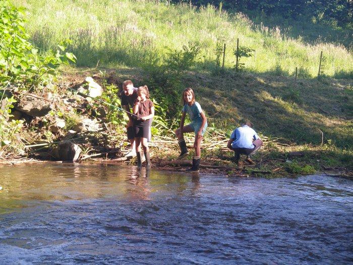 Fête de la pêche - Année 2012