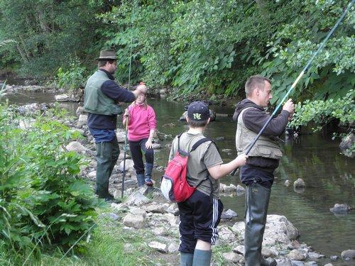 Fête de la pêche - Année 2014
