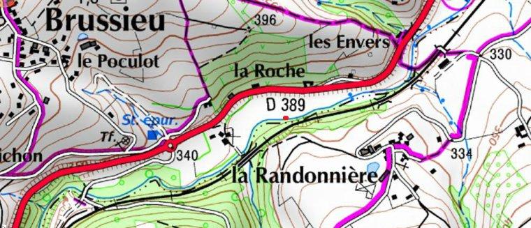 La Brévenne - Année 2015 - La Randonnière