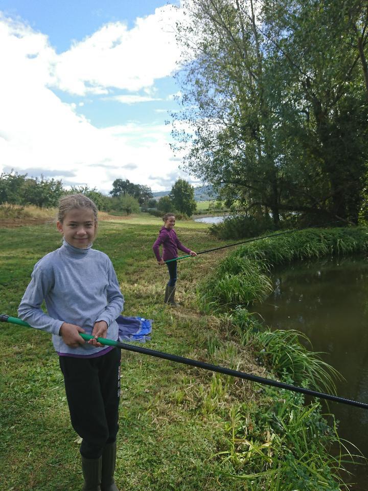 Samedi 16 Septembre 2017 - Initiation à la pêche