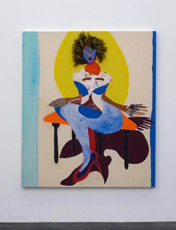 ARTISTE du JOUR :  Tschabalala SELF