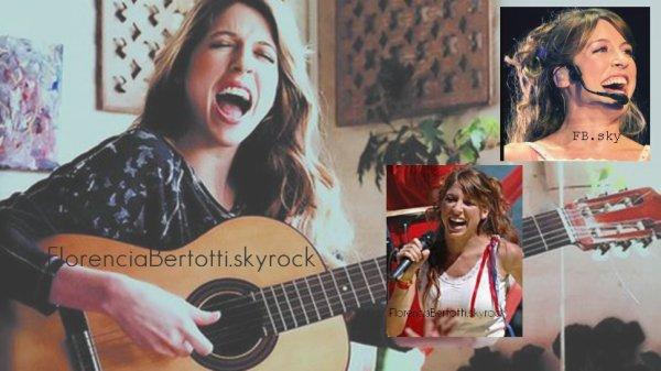 ♫ Florencia devient chanteuse ♥