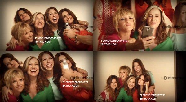 Vidéo d'un photoshoot des Belles ♥