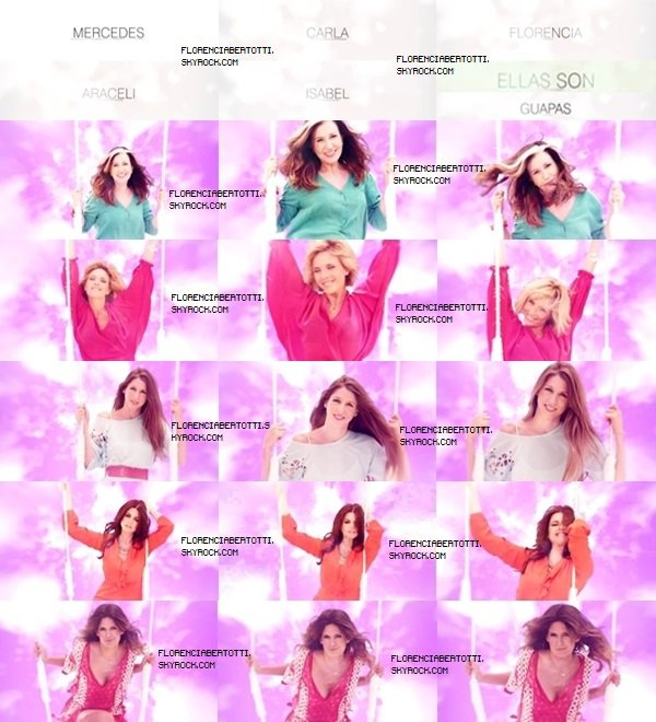 Vidéo promo de Guapas ♥
