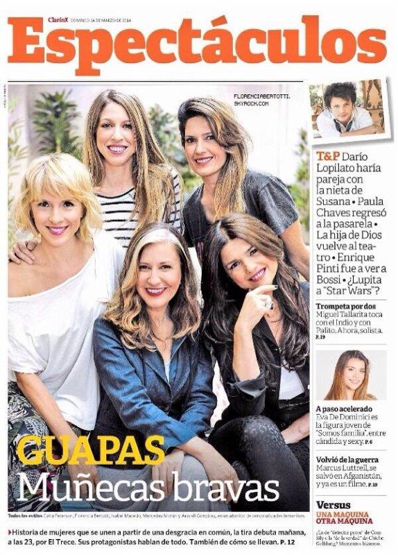 Nouvelles photos promo de Guapas