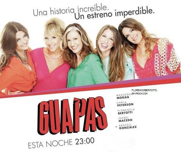 Photos des Guapas sur leur tournage