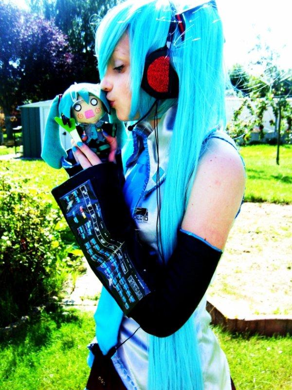 Vocaloid - Miku Hatsune