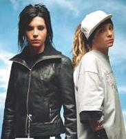 Sky sur les Tokio Hotel!!!