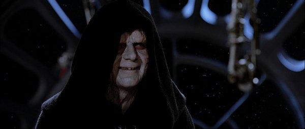 L'Empereur dans Star Wars Episode VII