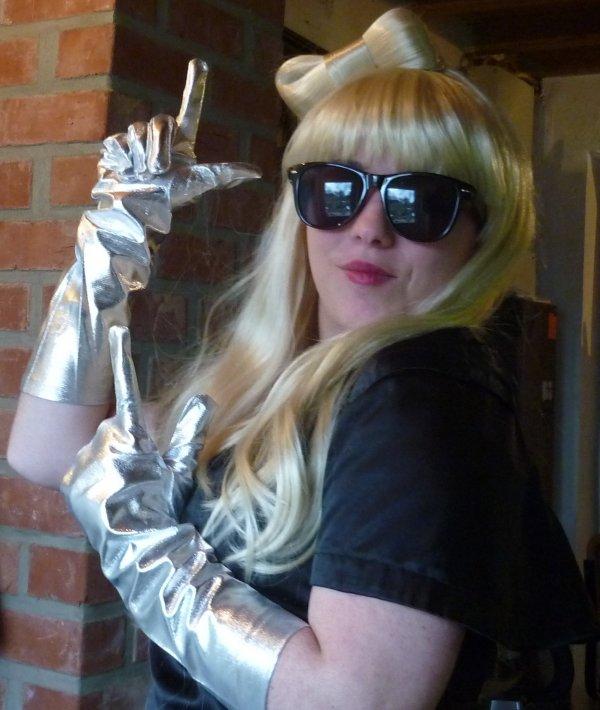 Je serais comme ça pour le carnaval .... :)