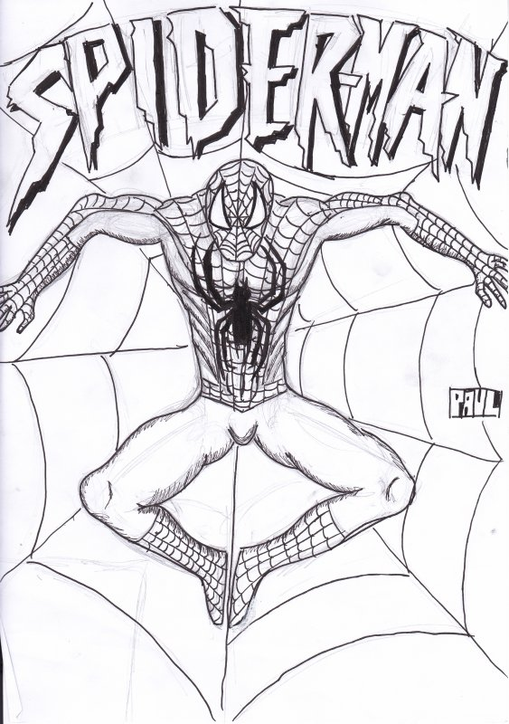 couverture comics spiderman