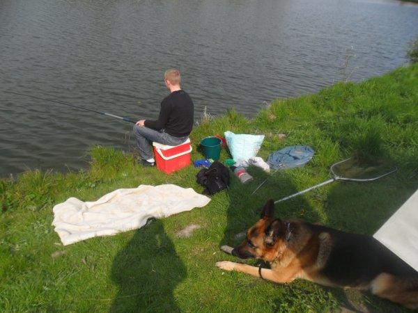 Nous à la pêche