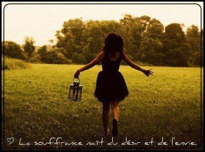 J'essaye de m'accrocher à mes rêves, sans même parfois connaître leur sens. C'est un éclat de lumière dorée sur un fond sombre qu'est mon horizon. C'est mon moyen de rester en vie...