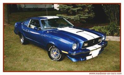 Lamborgini VS Mustang