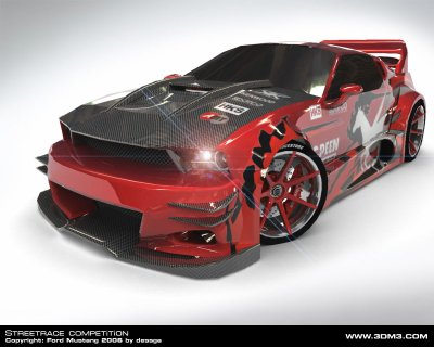 Mustang VS Audi