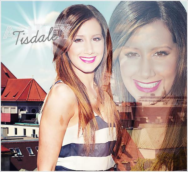 .   Bienvenue sur Ash-Michelle, ta source sur toute l'actu' de miss Ashley michelle tisdale!   .