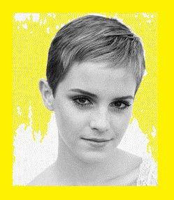 Emma Watson , vous la prefere cheveux long ou cour ?
