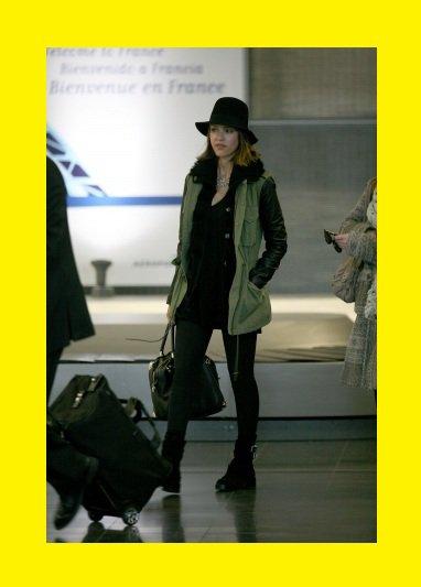 Jessica Alba : horreur look