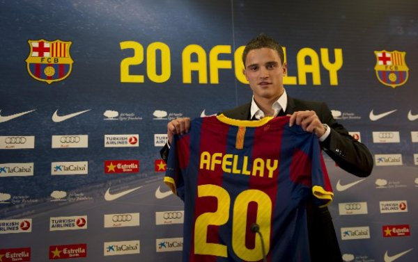 ★SKYROCK  Transfert Ibrahim Afellay