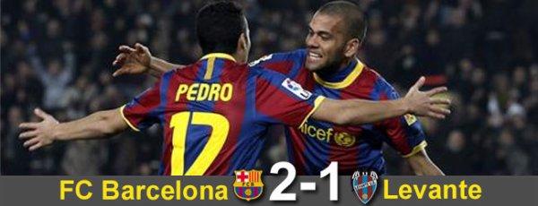 ★SKYROCK   FCBarcelona VS  Levante FC Liga