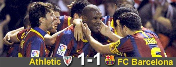 ★SKYROCK   FCBarcelona VS  Athlétic Bilbao Copa Del Rey
