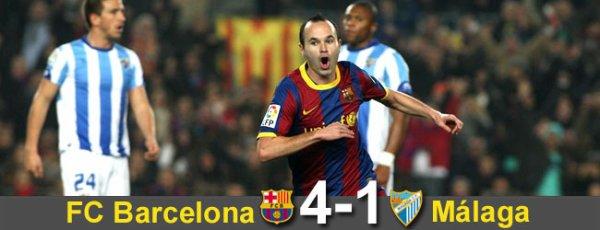 ★SKYROCK   FCBarcelona VS  Malaga FC Liga