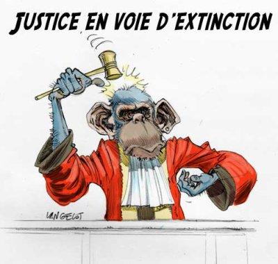 La justice, Ses principes...