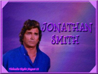Une petite création sur Jonathan Smith…