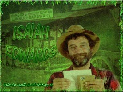 Et comme je vous l'avais promis, une petite créa sur Mr Edwards ^^…