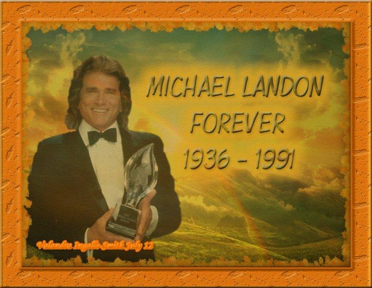 Pour commémorer le décès de Michaël Landon qui nous a quitté le 1er juillet 1991 :( , voici quelques créas sur les trois personnages qu'il a joué dans La Petite Maison Dans La Prairie, Bonanza et Les Routes du Paradis…