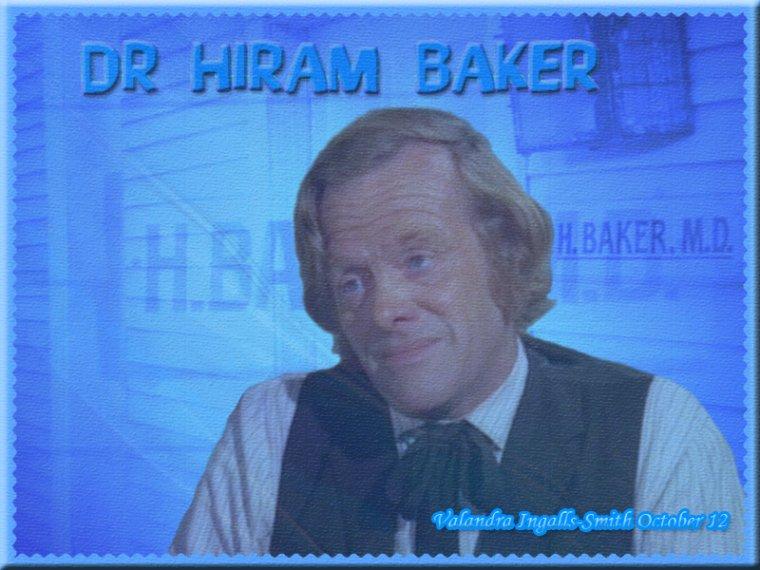 Et maintenant, parlons un peu du Dr Baker…